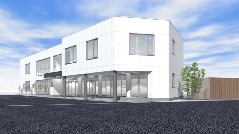 診療所物件・高槻市・ロードサイド新築店舗・メディカルビル・2階・約40坪